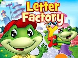 Letter Factory DVD Letter Recognition & Learning Videos