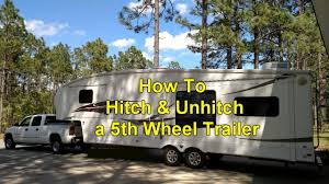 How To Hitch & Unhitch A 5th Wheel Trailer - YouTube Truck Trailer And Hitch Trailers Hitches Service Parts 7 X 14 Coinental Cargo It Sales 85 20 Enclosed Car Hauler Tulsa What To Know Before You Tow A Fifthwheel Autoguidecom News Curt Class 1 For Volkswagen Bus Or Truck11655 The How To Like A Pro Choose The Best Travel Rvingplanet Blog Prevent Theft Horserider