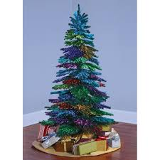 Fiber Optic Christmas Tree 6 by The Thousand Points Of Light Tree Hammacher Schlemmer