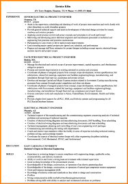 8+ Electrical Project Engineer Resume   Dragon Fire Defense Mechanical Engineer Cover Letter Example Resume Genius Civil Examples Guide 20 Tips Electrical Cv The Database 10 Entry Level Proposal Sample Ming Ready To Use Cisco Network Engineer Resume Lyceestlouis Writing 12 Templates Project Samples Velvet Jobs 8 Electrical Project Dragon Fire Defense Process Power Control Rumes Topsimages Cv New