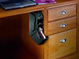 Under Desk File Cabinet by Under Desk Gun Safe Best Home Furniture Decoration