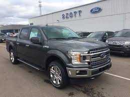 100 Ford Truck Lease Deals New 2018 F150 For Sale In Holly MI Stock JFE76221
