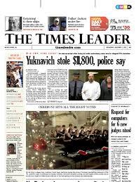 Sinking Spring Borough Snow Emergency by Times Leader 12 07 2011 Child Custody Wilkes Barre
