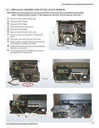 Sony Wega Lamp Kdf E42a10 by I Have A Sony Grand Wega 46
