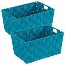 2er set aufbewahrungskorb korb box bad wc küchen