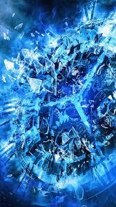 100 Cool Blue Design Blue Abstract Wallpaper 44723