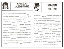 Halloween Mad Libs Free by 12 Best Mad Libs Images On Pinterest Christmas Ideas Couple