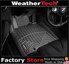 Weathertech Floor Mats 2009 F150 by Weathertech Floor Mats Floorliner For Nissan 370z 2009 2017
