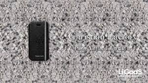 Christian Lacroix Paseo Collection IPhone6