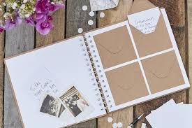 Rustic Wedding Guestbook Ideas