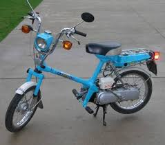 This 1981 Honda NC50 Express Has 14 Rims