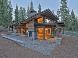 Fresh Mountain Home Plans With Photos by Best 25 Modern Cabins Ideas On Small Modern Cabin