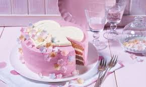 kleine ombré torte mit herz oberneuland magazin