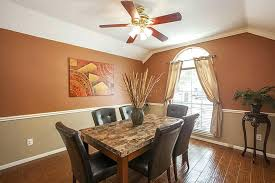 Dining Room Ceiling Fan Fans Classy Design