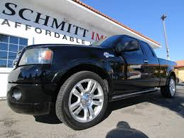 100 Ford Harley Davidson Truck 2006 Used F150 Supercab 145 Clean Carfax At