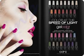 Opi Uv Lamp Instructions by O P I Gelcolor New Ajnp Com Hk Your Nail Care Store