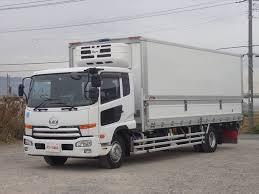 TRUCK-BANK.com - Japanese Used 32 Truck - UD TRUCKS CONDOR QKG ...