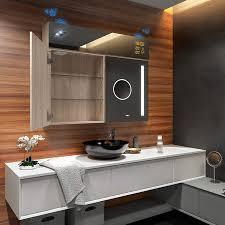 badezimmerspiegelschrank artforma moderne design 3 türig