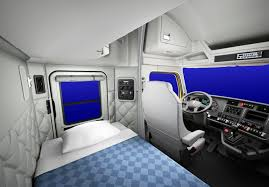 Kenworth Releases New T680 Sleeper Trucking Freightliner Big Rig Interiors Pinterest Rigs 2017 Volvo Vn670 Truck Overview Youtube Sleepers On Vanderhaagscom Wenartruckinterrvehicleotographystudio3 The New Scania Rseries Living In The Cab Daf Cf 440 Mx11 Sleeper Cab Tractor Exterior And Interior Cookin Inside Truck Pickup They Outfit Pickups With Cabs What Do Luxury For Longhaul Drivers Look Like Unveils Revamped Resigned 2018 Cascadia