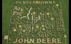 Jumbos Pumpkin Patch Groupon by Denver Downs Farm Corn Maze And Pumpkin Patch Opens Today The