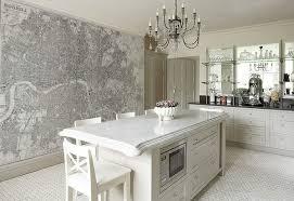 papier peint cuisine charmant tapisserie de cuisine moderne 2 le papier peint de