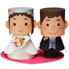 Wedding Paper Crafts