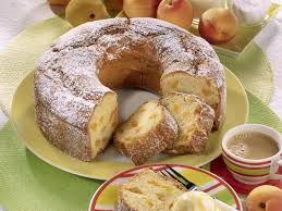 kirsch joghurt torte mit kokos