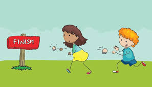 Race clipart sports day 8