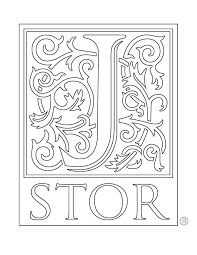 JSTOR Logo Coloring Page