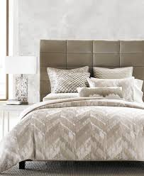 hotel collection distressed chevron bedding collection created