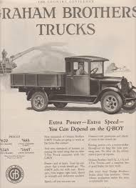1927 Graham Brothers Truck - General Discussion - Antique Automobile ...