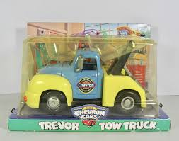 100 Tow Truck From Cars Amazoncom Chevron Trevor With Working Bar Toys