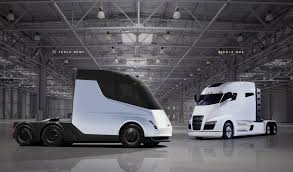 Tesla Releases The Prices Of Semi Electric Truck! Here's How Much ... Electric Semi Trucks Heavyduty Available Models Autonomous Tech Could Make Driving Semitrucks Even Less Fun Wired Nikola Motor Gets 23b Worth Of Preorders For 2000hp Electric Unveils Its Hydrogenpowered Semitruck News Tesla Leads Analyst To Downgrade Major Truck Stocks Trucking Industry In The United States Wikipedia How To Clean Your Truck The Most Effective Wash Is Here Terminal Tractor Unveiled 500 Mile Range Bugbeating Aero 2019 Semitruck What Will Be Roi And It