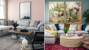 100 Living Rooms Inspiration Room One Sectional Sofa Two Looks Design Challenge