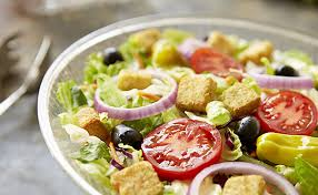 ToGo Our Famous House Salad Lunch & Dinner Menu