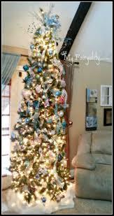 Slim Christmas Tree Prelit by Interior Corner Christmas Tree 12 Ft Tree Plastic Christmas Tree