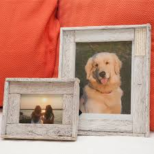lobster trap picture frames available in 2 sizes coastal shell
