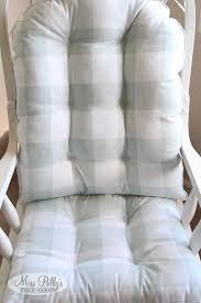 Ikea Rocking Chair Nursery by Cushions Replacement Cushions For Nursery Glider Rocker Rocking