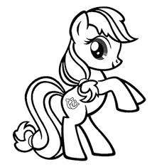 My Little Pony Coloring Pages Make Your Kids Love To Color