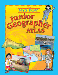 Nystrom Desk Atlas Answers by The Nystrom Junior Geographer Atlas Nystrom Education