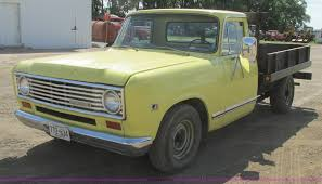 1974 International 100 Flatbed Pickup Truck | Item A8842 | S... 1964 Intertional Pickup For Sale Classiccarscom Cc1022984 Autolirate 1953 Pickup American Landscapes 195052 Intertional Pick Up Truck The Cars Of Tulelake Classic Travelall Partscom 1952 Harvester L120 Youtube Mxt 4x4 Trucks Sale Select All Us Flickr 1976 Scout Terra Diesel 4speed On 1960 B120 34 Ton Stepside All Wheel Drive 4x4 1936 12 Ton Truck This Ol 1967 1100b 1941 Intertional K1 Ton Short Bed Truck L Series Wikipedia