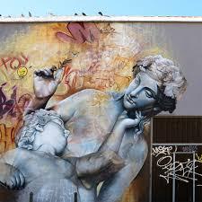 Famous Spanish Mural Artists by Uma Dupla De Grafiteiros Misturou Arte Urbana E Mitologia Grega