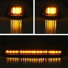 Amazon.com: IJDMTOY 3pc-Set Black Smoked Cab Roof Top Marker Running ... 25 Oval Truck Led Front Side Rear Marker Lights Trailer Amber 10 Xprite 7 Inch Round Super Bright 120w G1 Cree Projector 4 Rectangular Lamp Light For Bus Boat Rv 12 Clearance Speedtech 12v 3 Indicators 4pcs In 1ea Of An Arrow B52 55101 Amber Marker Lights Parts World Vms 0309 Dodge Ram 3500 Bed Side Fender Dually Marker Lights 1pc Red Car Led Truck 24v Turn Signal 2018 24v 12v For Lorry Trucks 200914 F150 Front F150ledscom Tips To Modify Vehicle With Tedxumkc Decoration