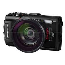 Olympus TG 3 Camera Backscatter