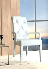 chaise fauteuil salle manger fauteuil salle a manger chaises accoudoirs salle manger en cuir brun