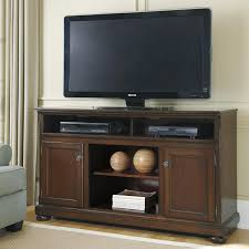 Amazon Ashley Porter W697 68 TV Stand Burnished Brown
