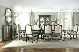 Mediterranean Dining Room Furniture Chairs Style Sets Interesting Table