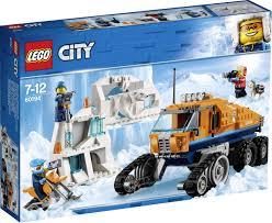 100 Lego Recycling Truck 60194 LEGO CITY Arctic Exploration Truck Conradcom