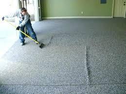 Concrete Paint Garage Floor Home Depot Epoxy Outdoor Flo