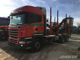 100 Used Log Trucks For Sale Scania R560 Logging Trucks Year 2012 For Sale Mascus USA
